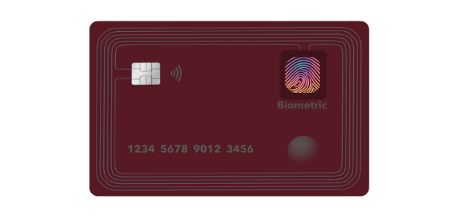 Biometrically Enabled Smartcards